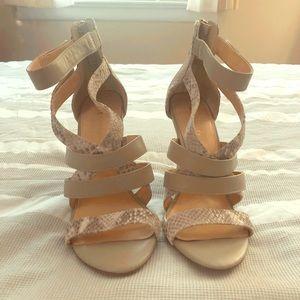 Sole Society wedge heels